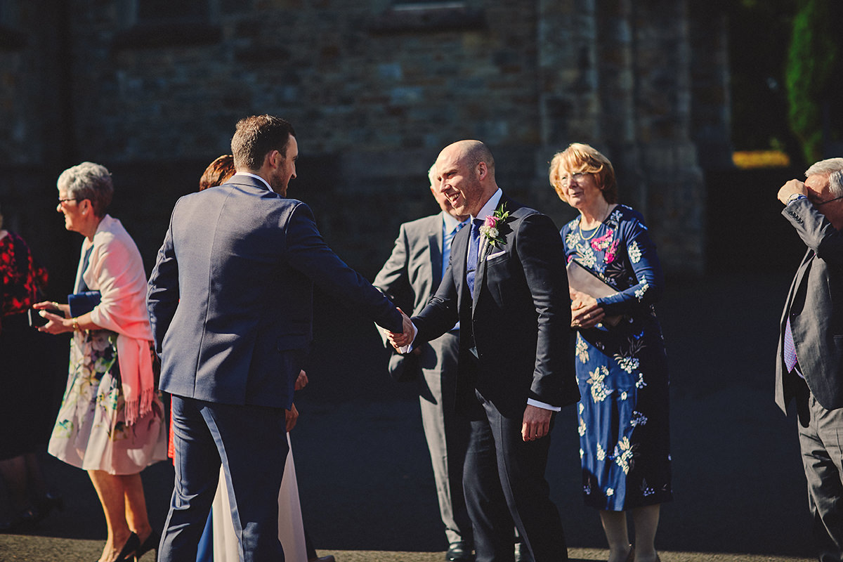 Lough Rynn Castle wedding | C&R 38