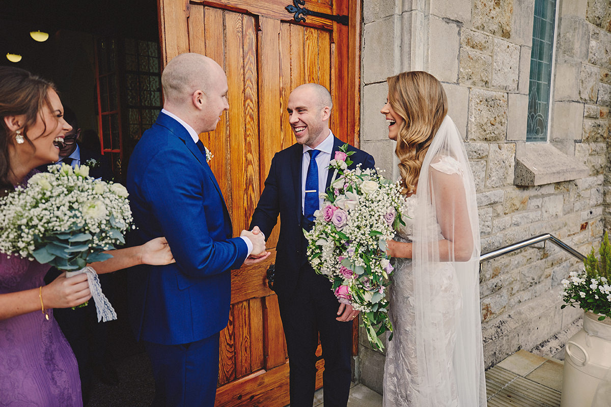 Lough Rynn Castle wedding | C&R 70
