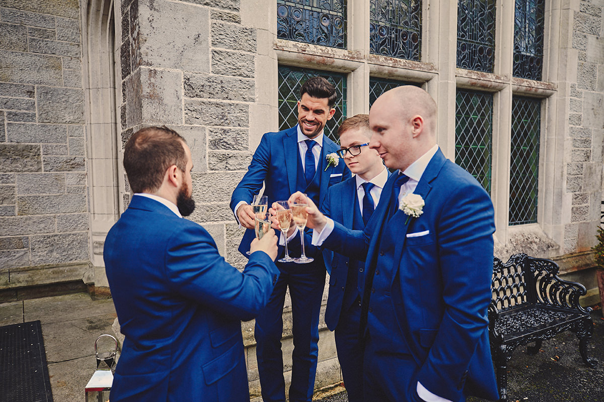 Lough Rynn Castle wedding | C&R 77