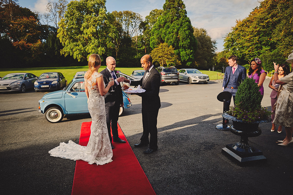 Lough Rynn Castle wedding | C&R 80