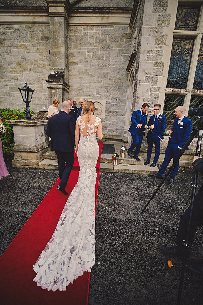 Lough Rynn Castle wedding | C&R 81