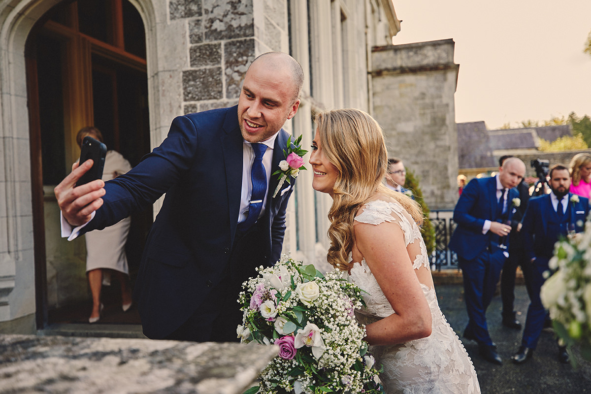 Lough Rynn Castle wedding | C&R 82