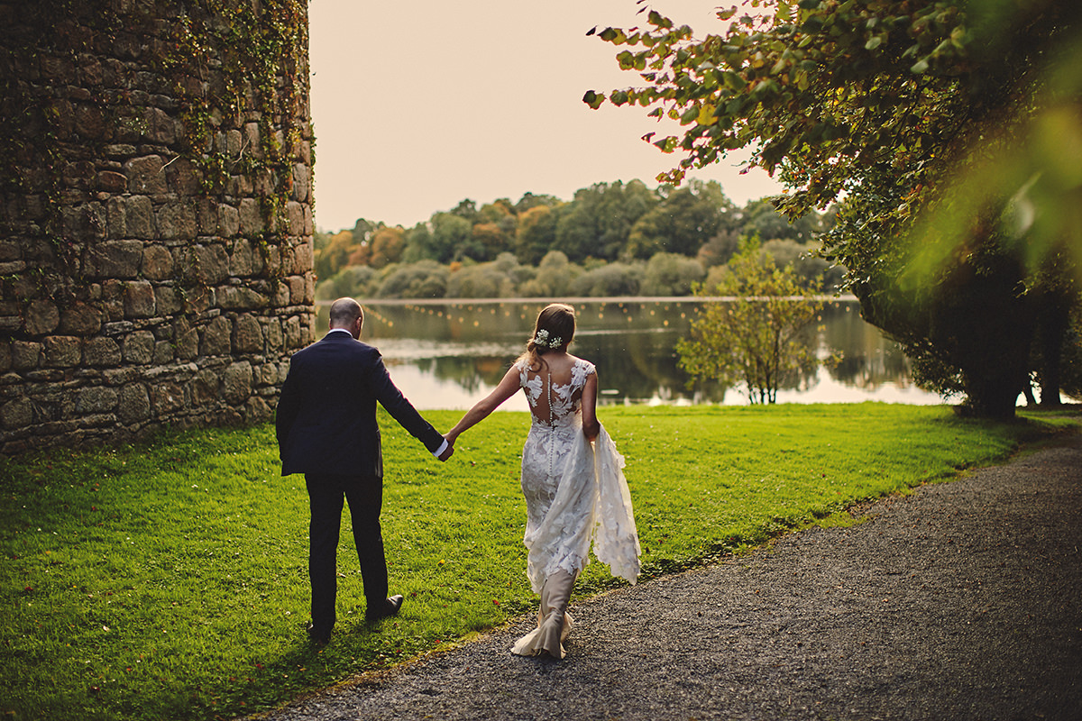 Lough Rynn Castle wedding | C&R 92