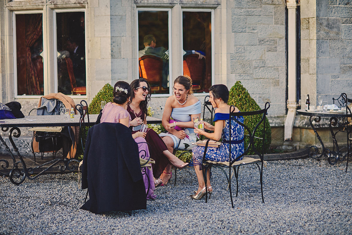 Lough Rynn Castle wedding | C&R 98