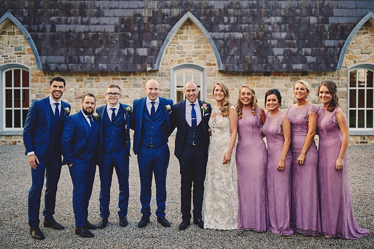 Lough Rynn Castle wedding131 1 - Lough Rynn Castle wedding   C&R