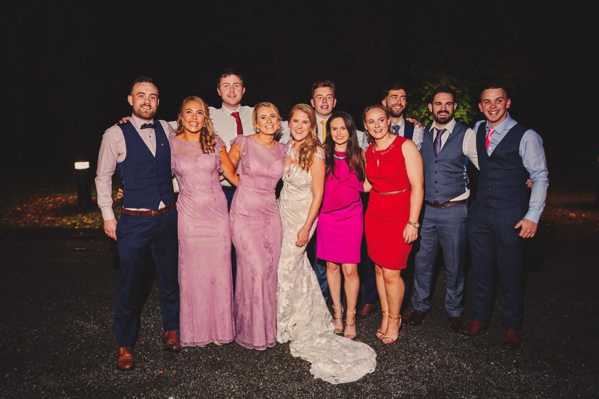 Lough Rynn Castle wedding166 - Lough Rynn Castle wedding | C&R