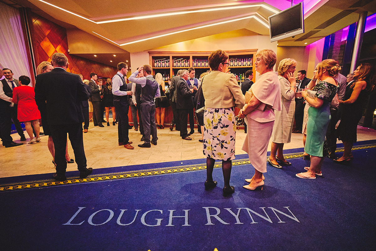 Lough Rynn Castle wedding | C&R 147