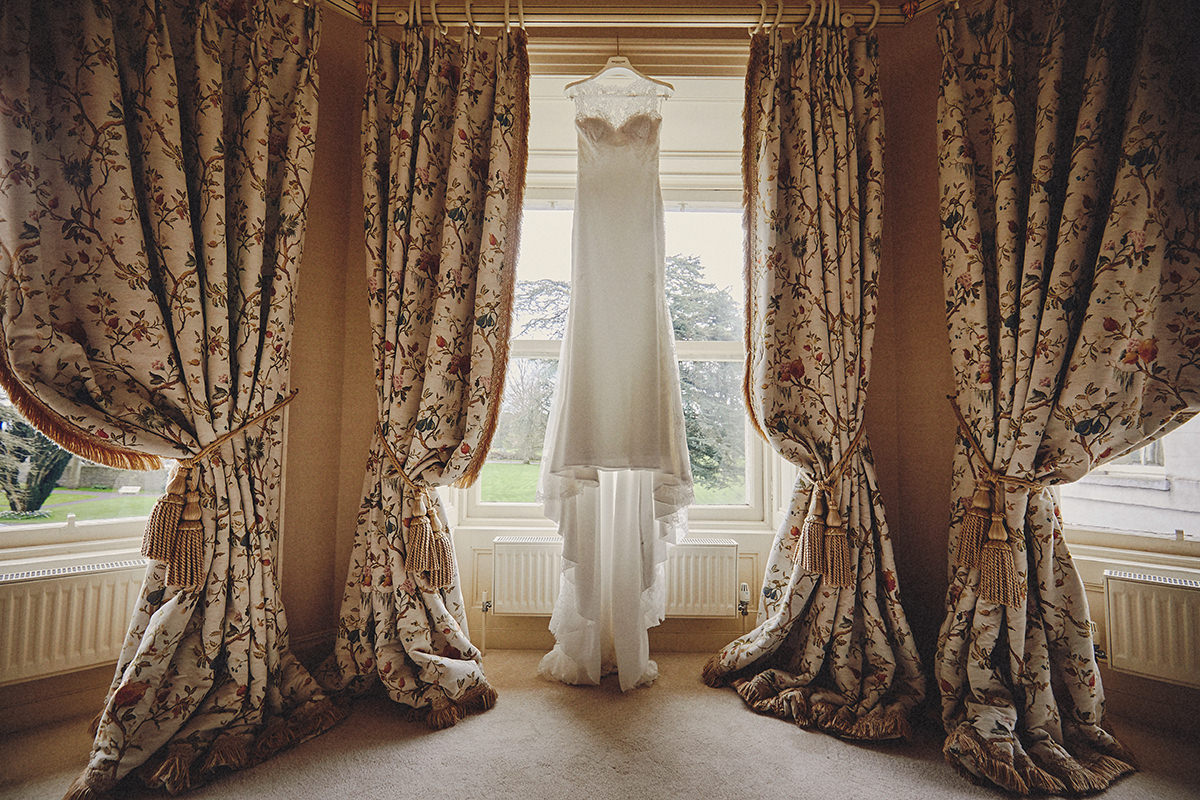 Tankardstown House wedding dress