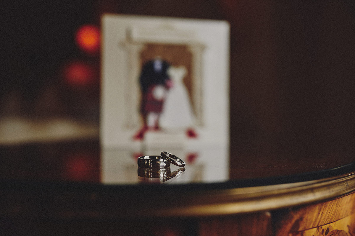 Tankardstown House wedding rings