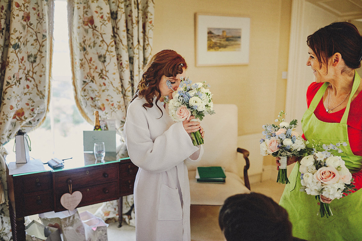 Tankardstown House morning wedding