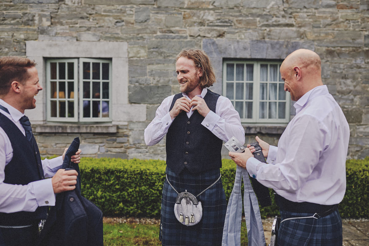 Tankardstown House Wedding co. Meath | A & S 24