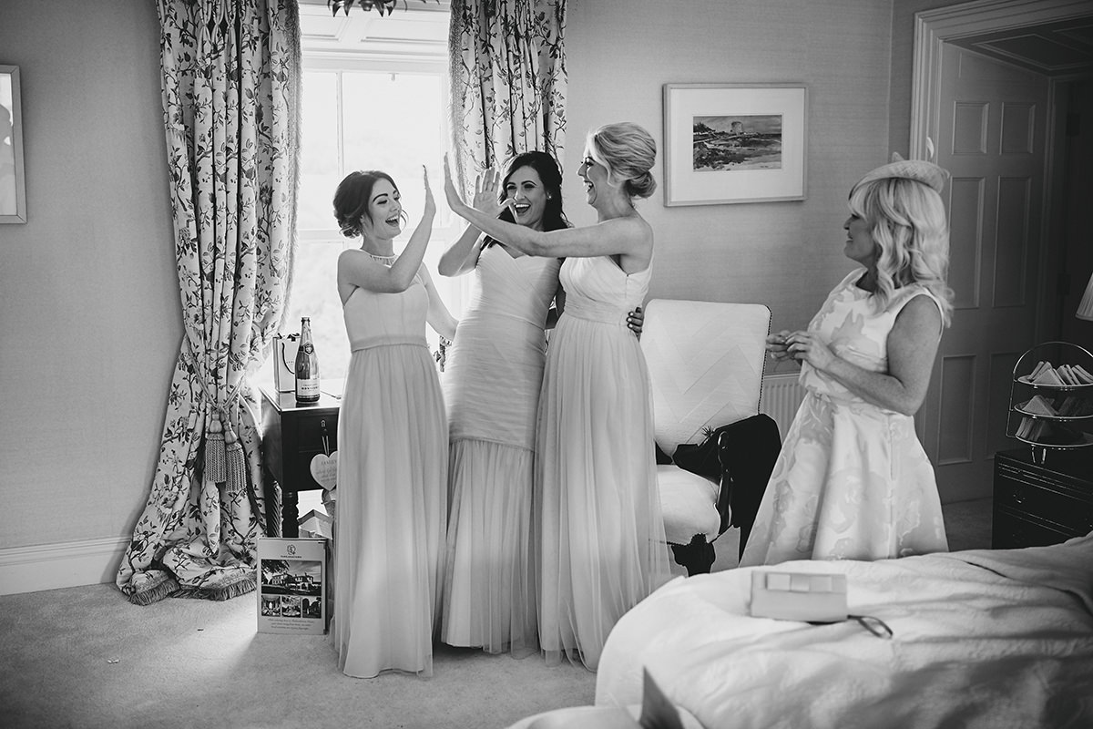 Tankardstown House Wedding co. Meath | A & S 38