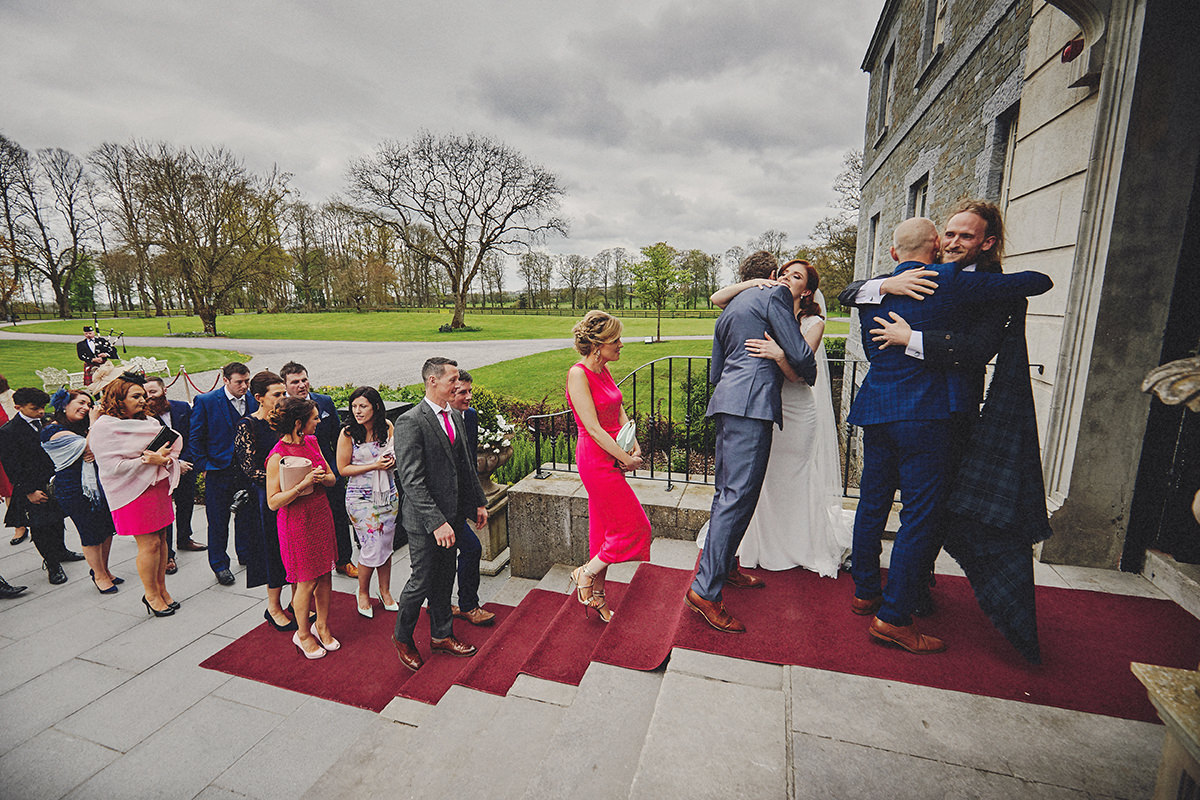 Tankardstown House Wedding co. Meath | A & S 90