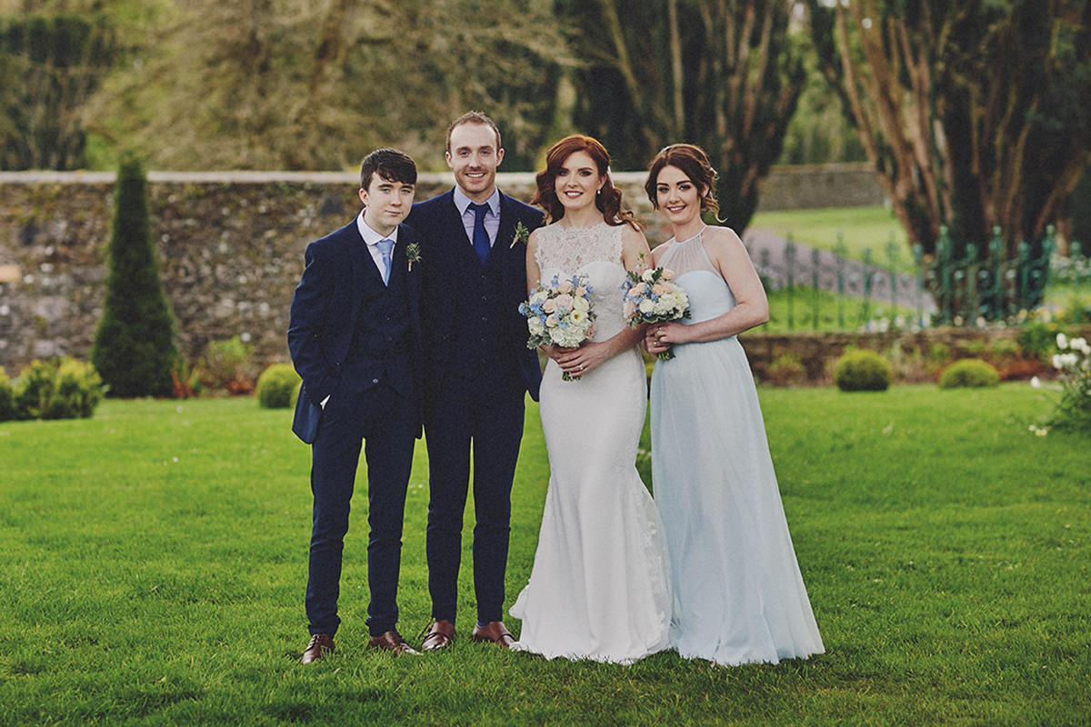 Tankardstown House family photos