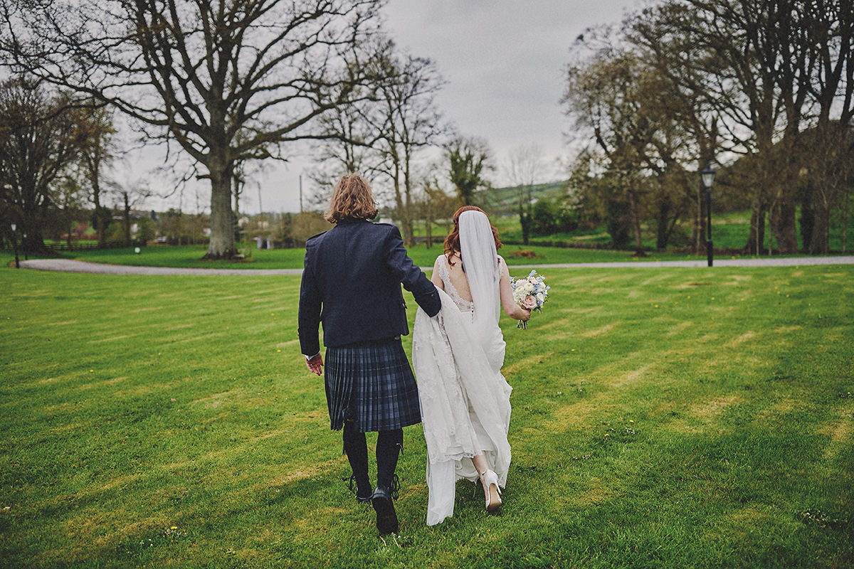 Tankardstown House Wedding