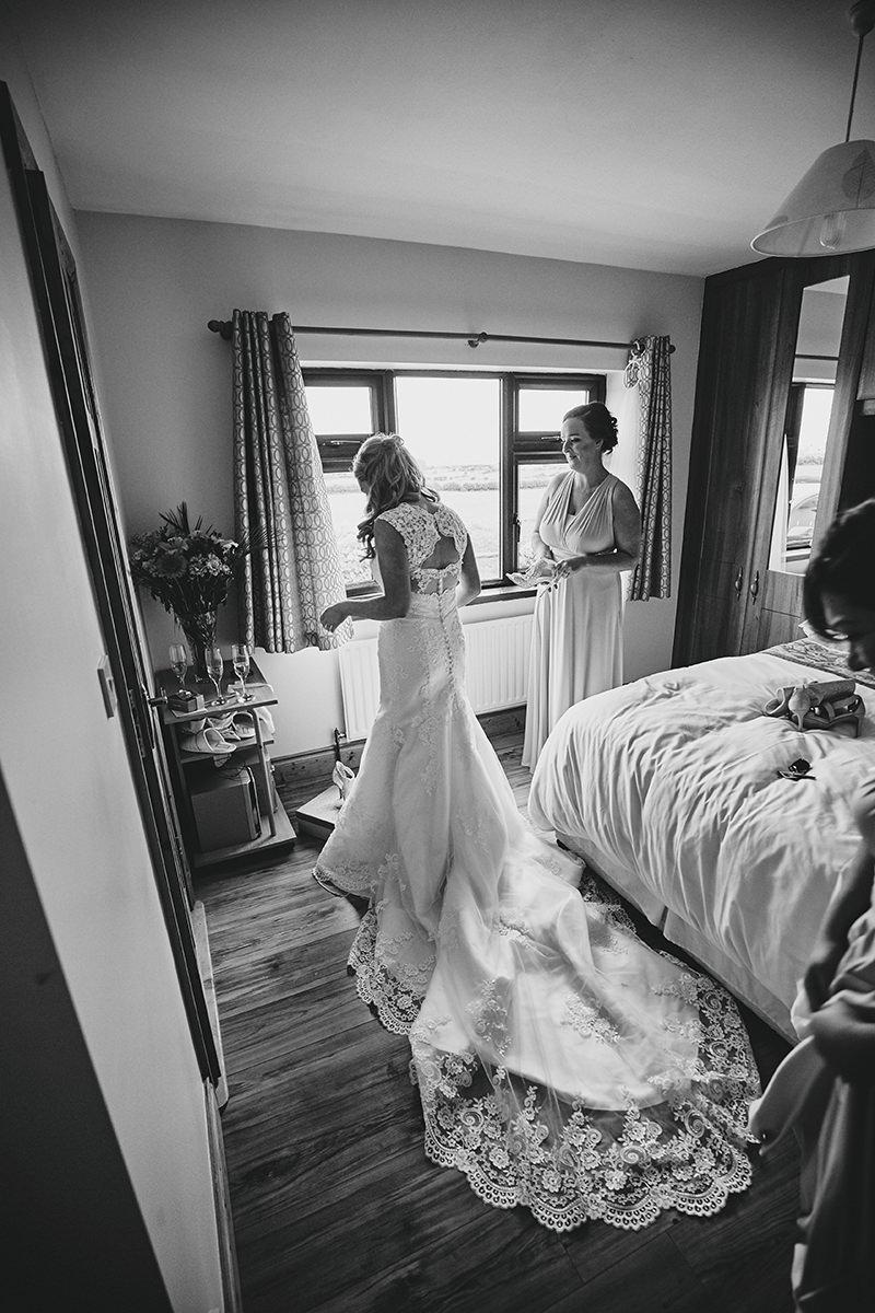 Castle Dargan Hotel Wedding co.Sligo | C&A 31