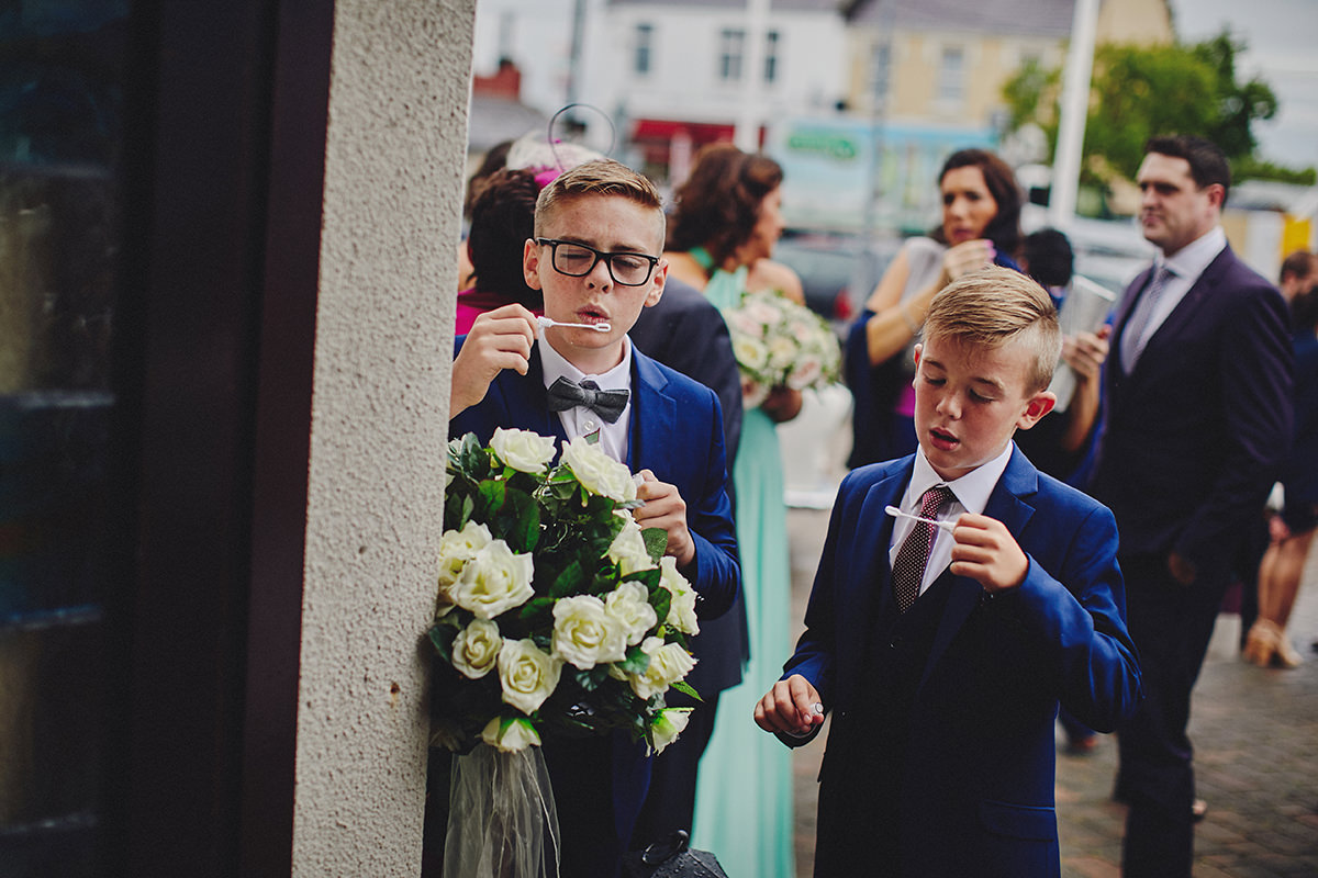 Castle Dargan Hotel Wedding co.Sligo | C&A 75