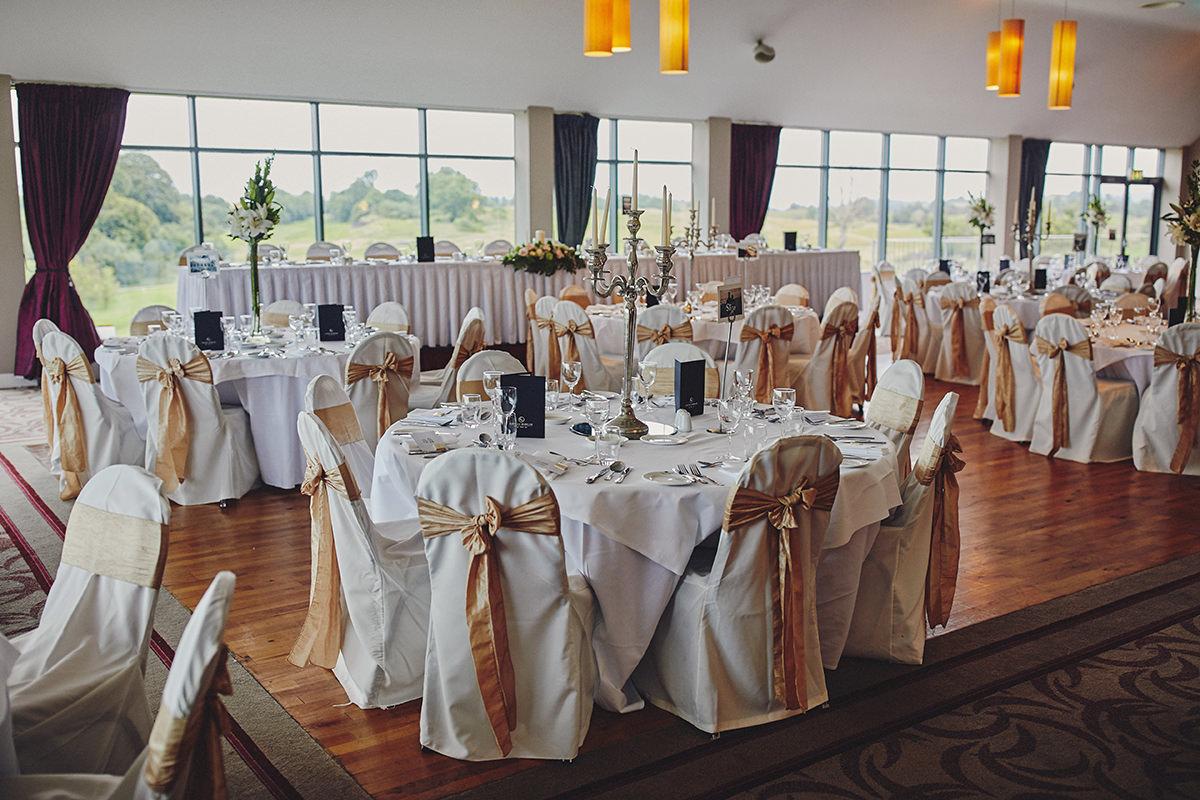 Castle Dargan Hotel Wedding