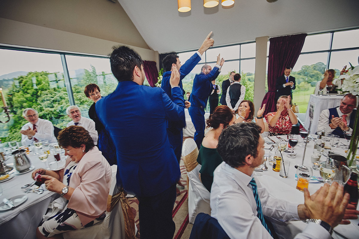 Castle Dargan Hotel Wedding co.Sligo | C&A 89