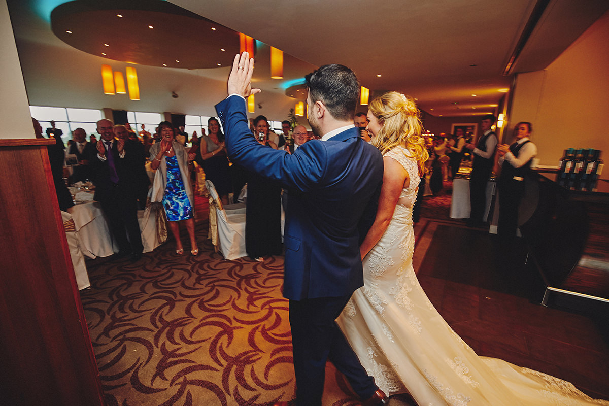 Castle Dargan Hotel Wedding co.Sligo | C&A 90