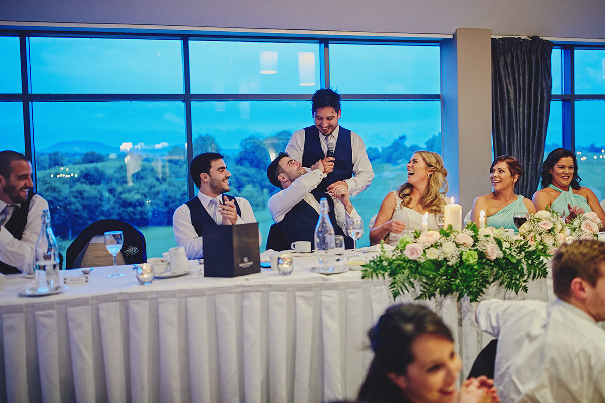 Castle Dargan Hotel Wedding co.Sligo | C&A 94