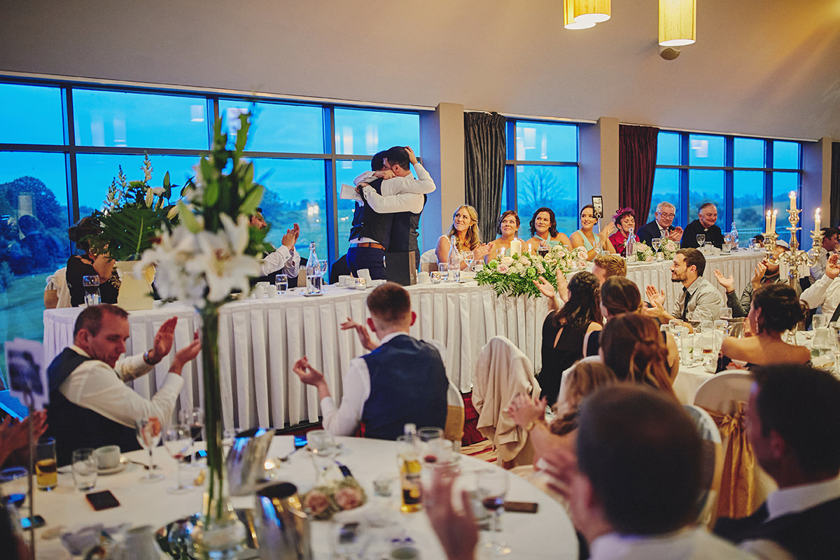 Castle Dargan Hotel Wedding co.Sligo | C&A 100