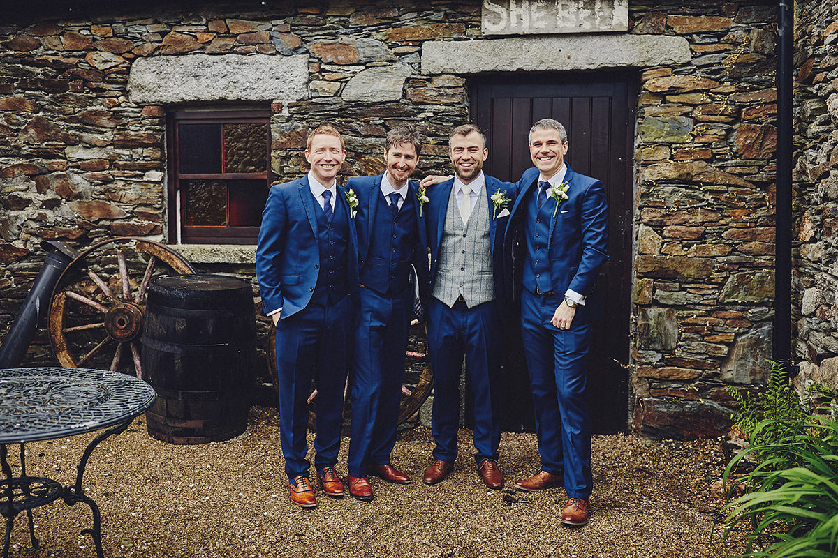 Grom and Groomsman