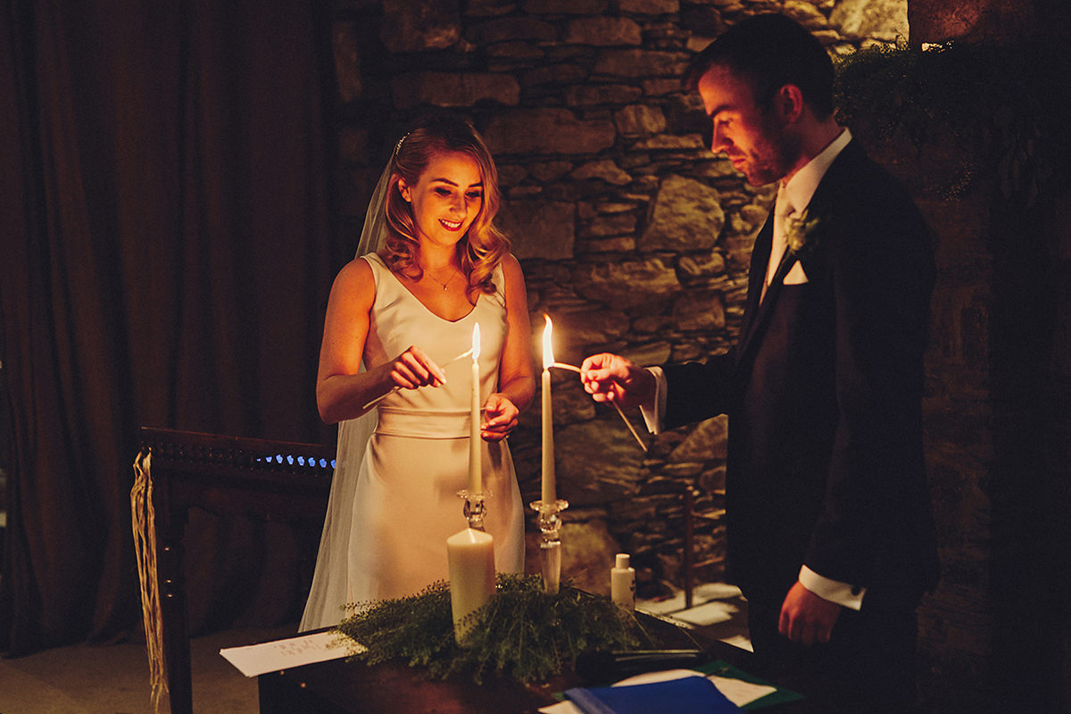 Ballybeg House ceremony