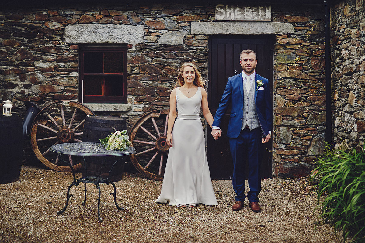 Ballybeg House wedding