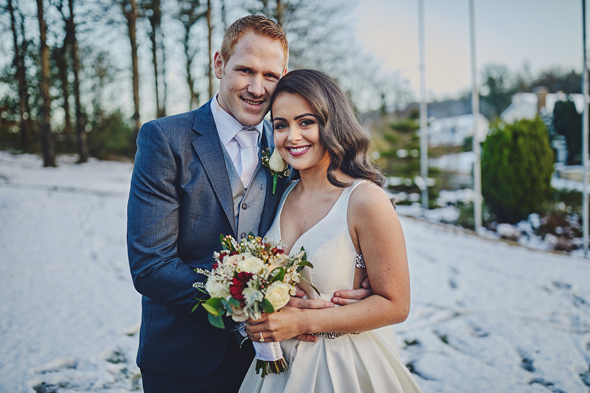 Irish Winter Wedding | Cavan Crystal Hotel 56