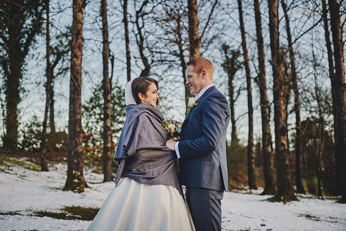 Irish Winter Wedding | Cavan Crystal Hotel 58