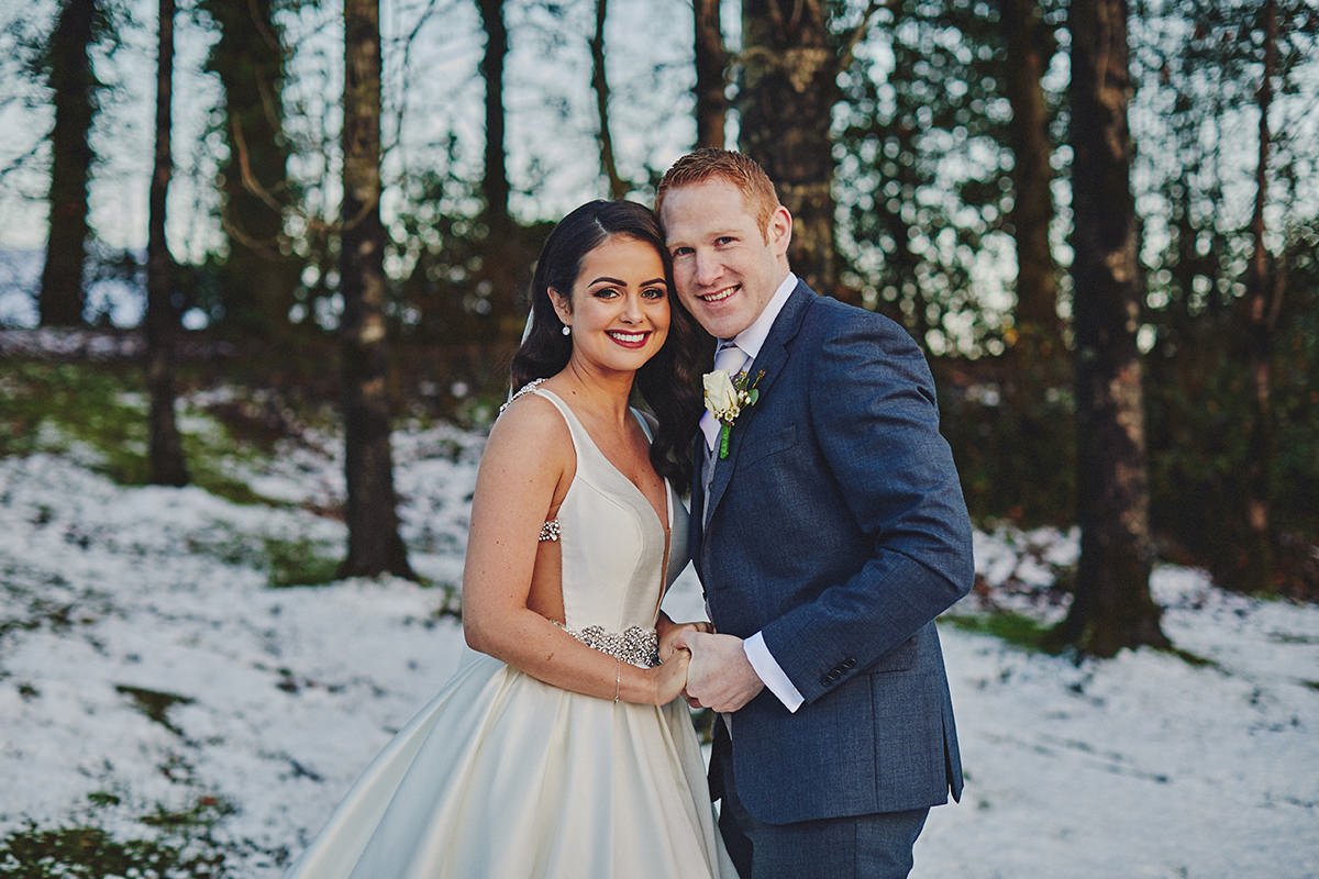 Irish Winter Wedding | Cavan Crystal Hotel 62