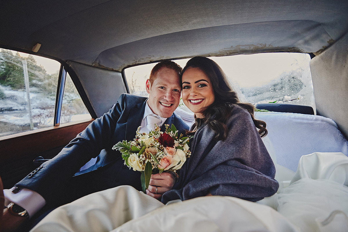 Irish Winter Wedding | Cavan Crystal Hotel 65