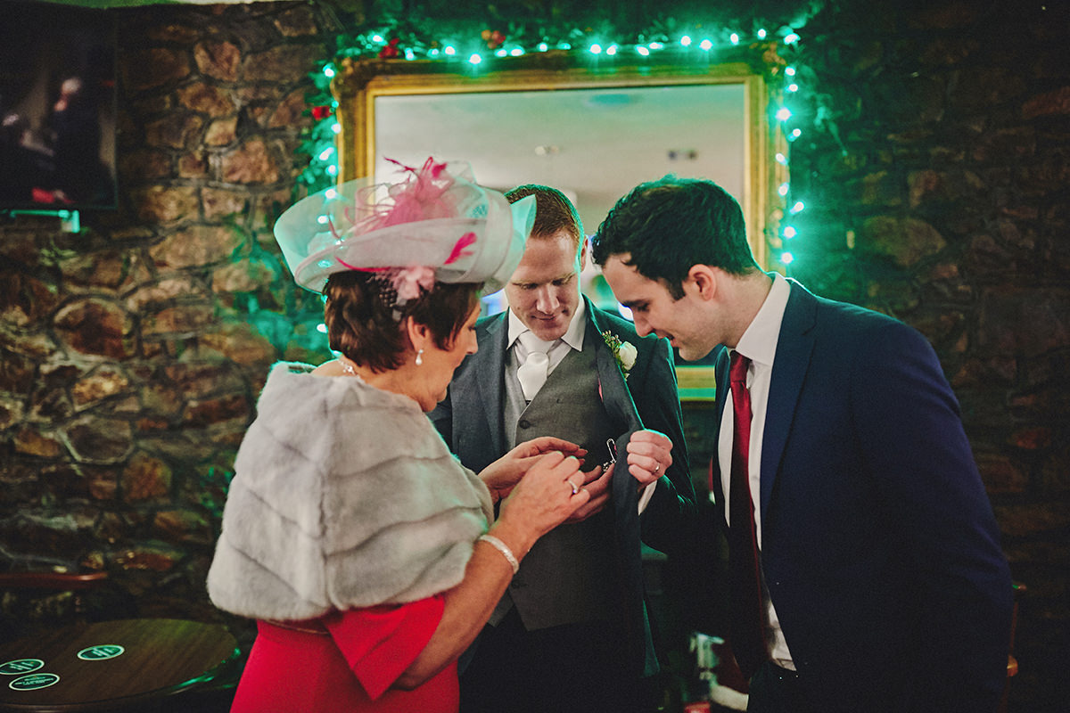 Irish Winter Wedding | Cavan Crystal Hotel 72