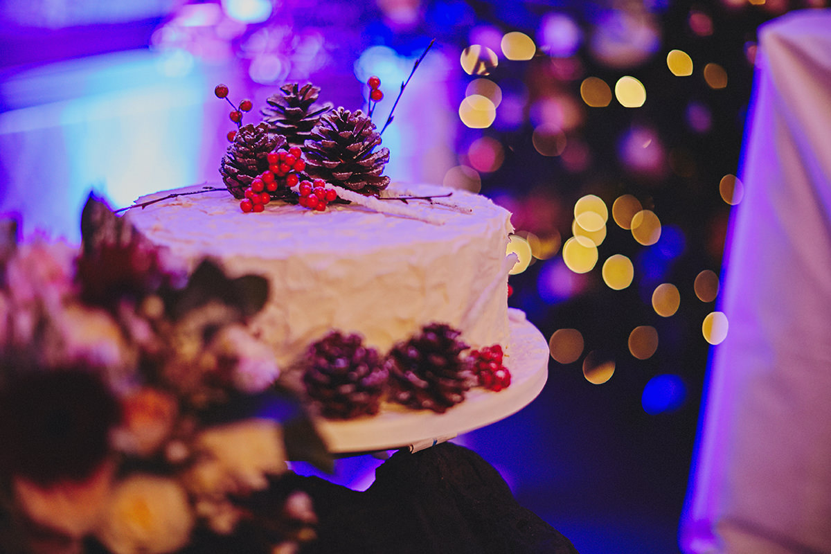 Irish Winter Wedding | Cavan Crystal Hotel 91