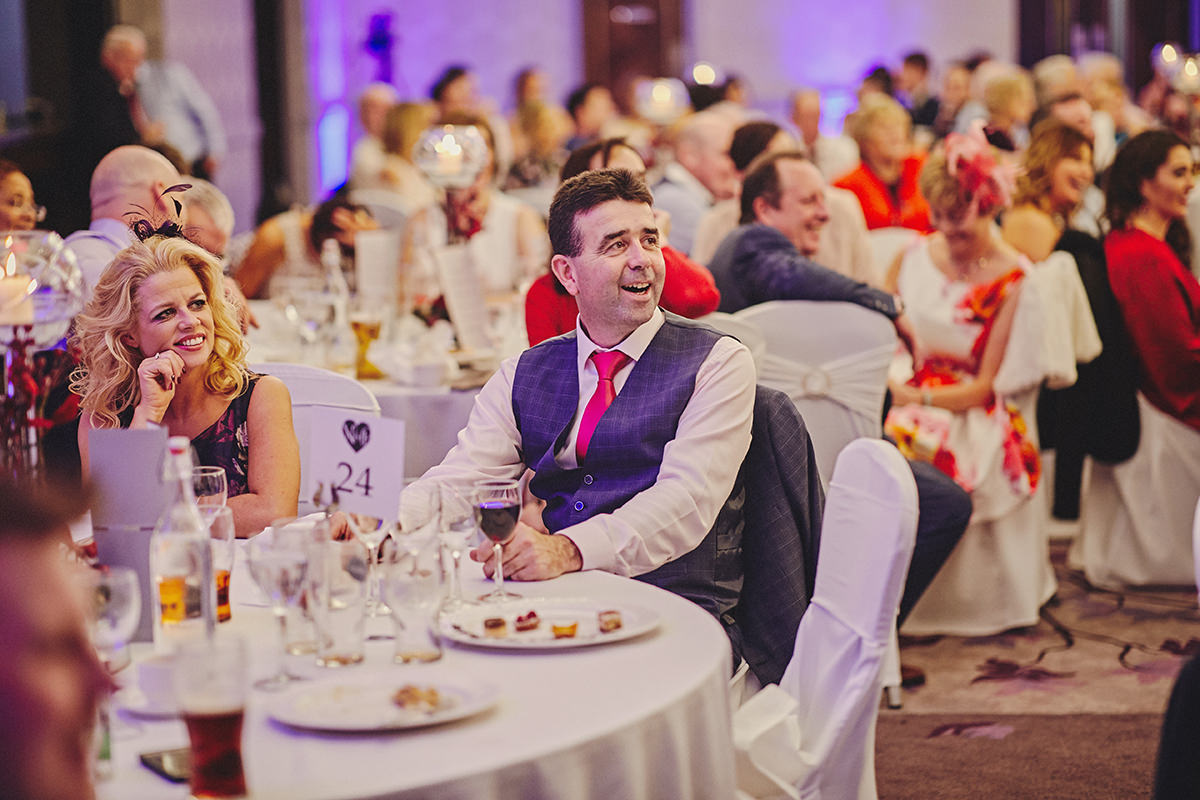 Irish Winter Wedding | Cavan Crystal Hotel 112