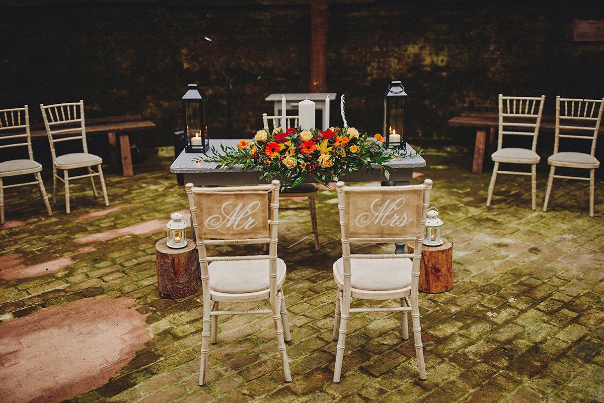 Lisnavagh House Wedding