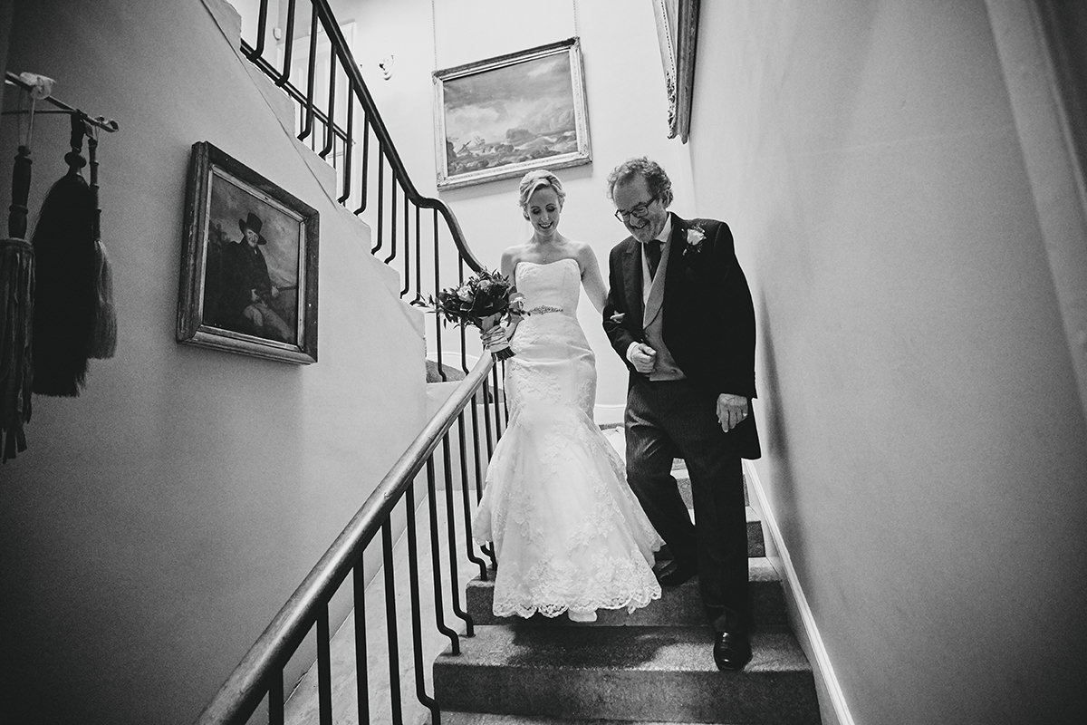 Lisnavagh House autumn wedding048 - Lisnavagh House beautiful autumn wedding