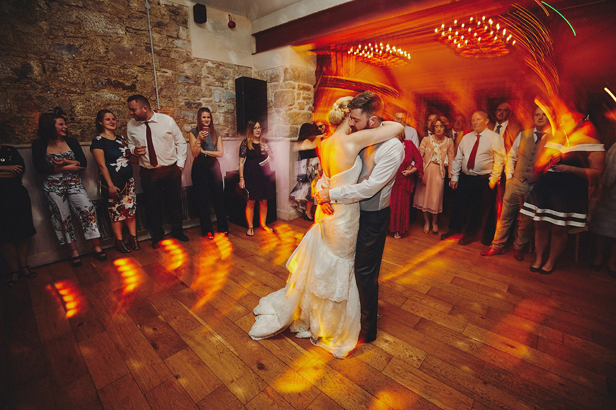 Lisnavagh House beautiful autumn wedding 125
