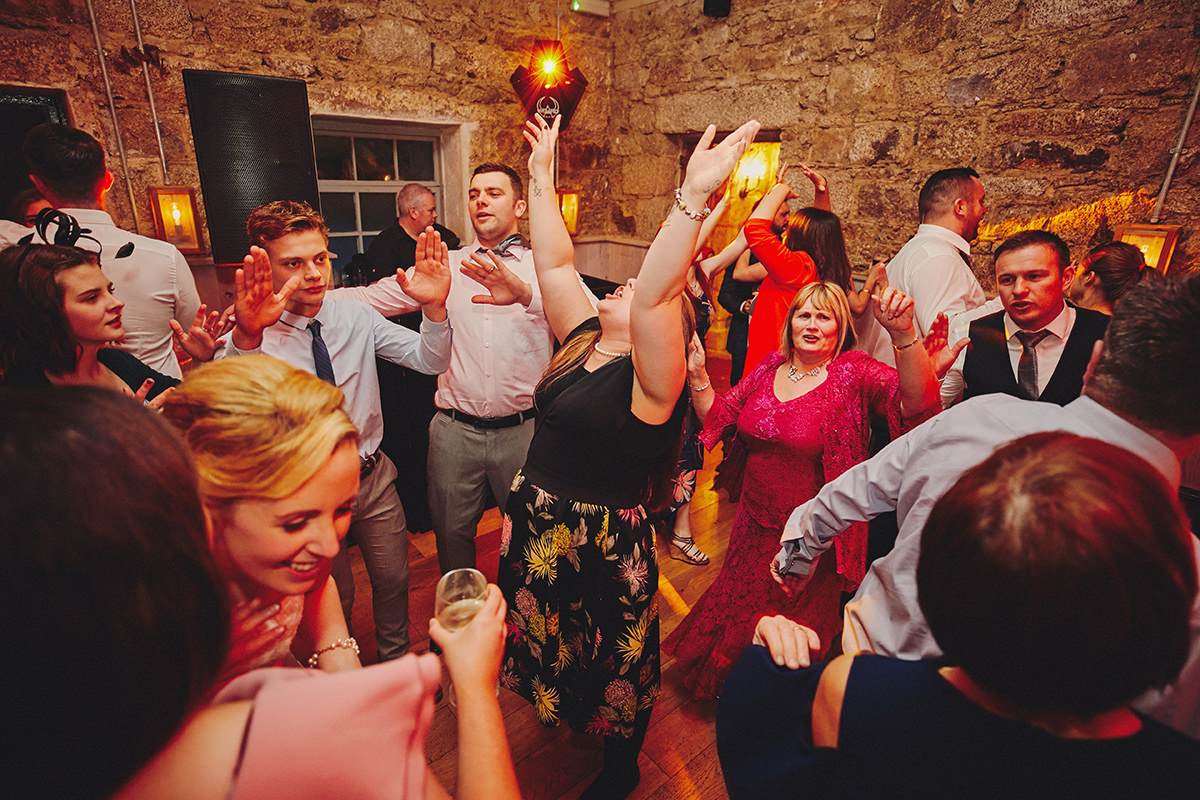 Lisnavagh House beautiful autumn wedding 135