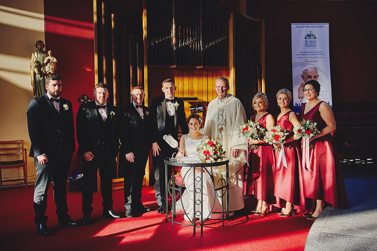 Radisson Blu Hotel Sligo Wedding | R&M 46
