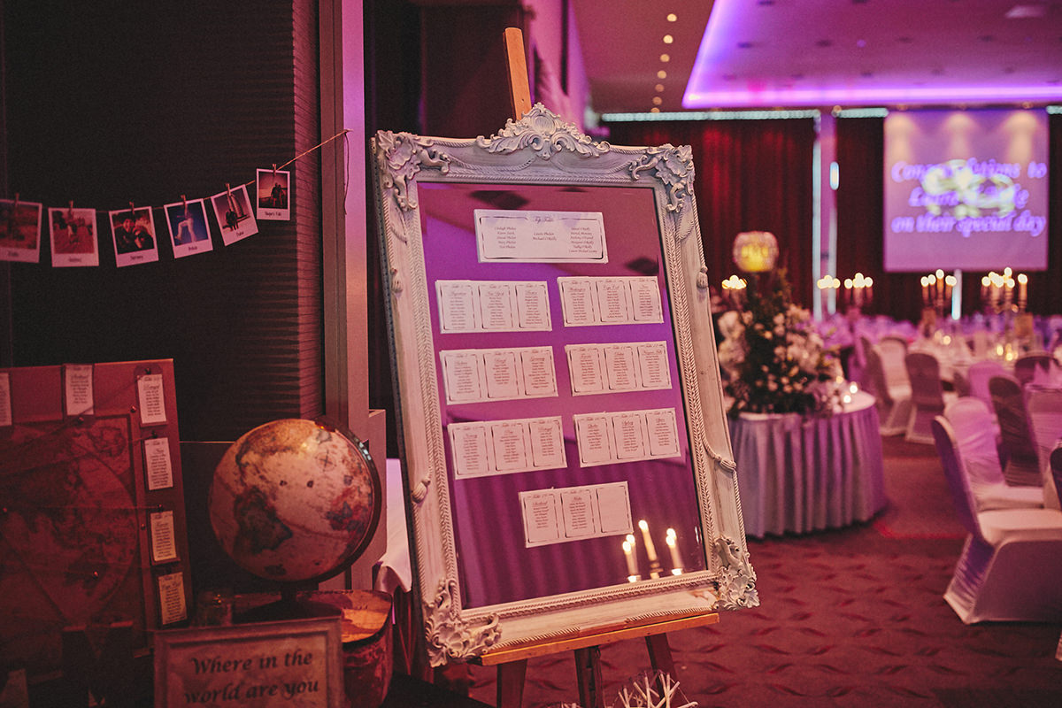 Radisson Hotel Cork Wedding121 - Radisson Hotel Cork beautiful Wedding | L & M
