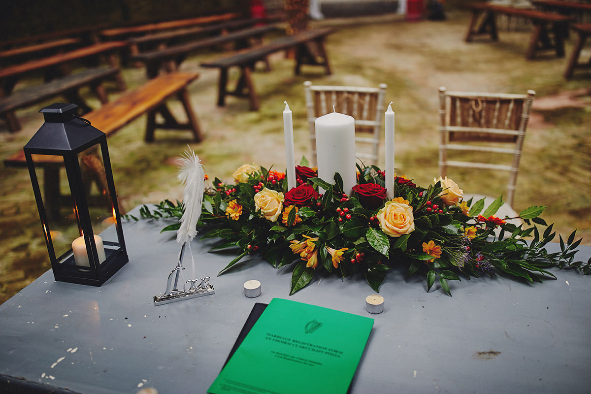 Dreaming of a Rustic Barn Wedding? - Lisnavagh House 4