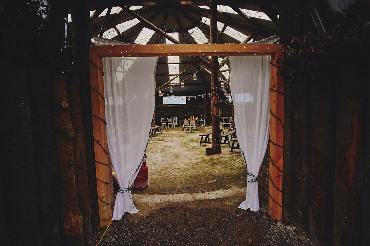 Rustic Barn Wedding Lisnavagh House09 - Dreaming of a Rustic Barn Wedding? - Lisnavagh House