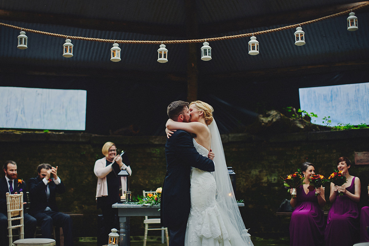 Dreaming of a Rustic Barn Wedding? - Lisnavagh House 9