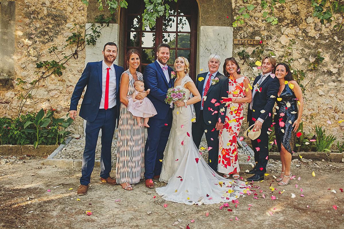 Family photos on wedding day011 - Family photos on your wedding day