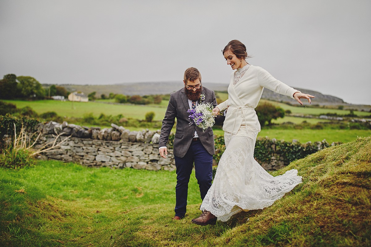 Alternative wedding Ireland