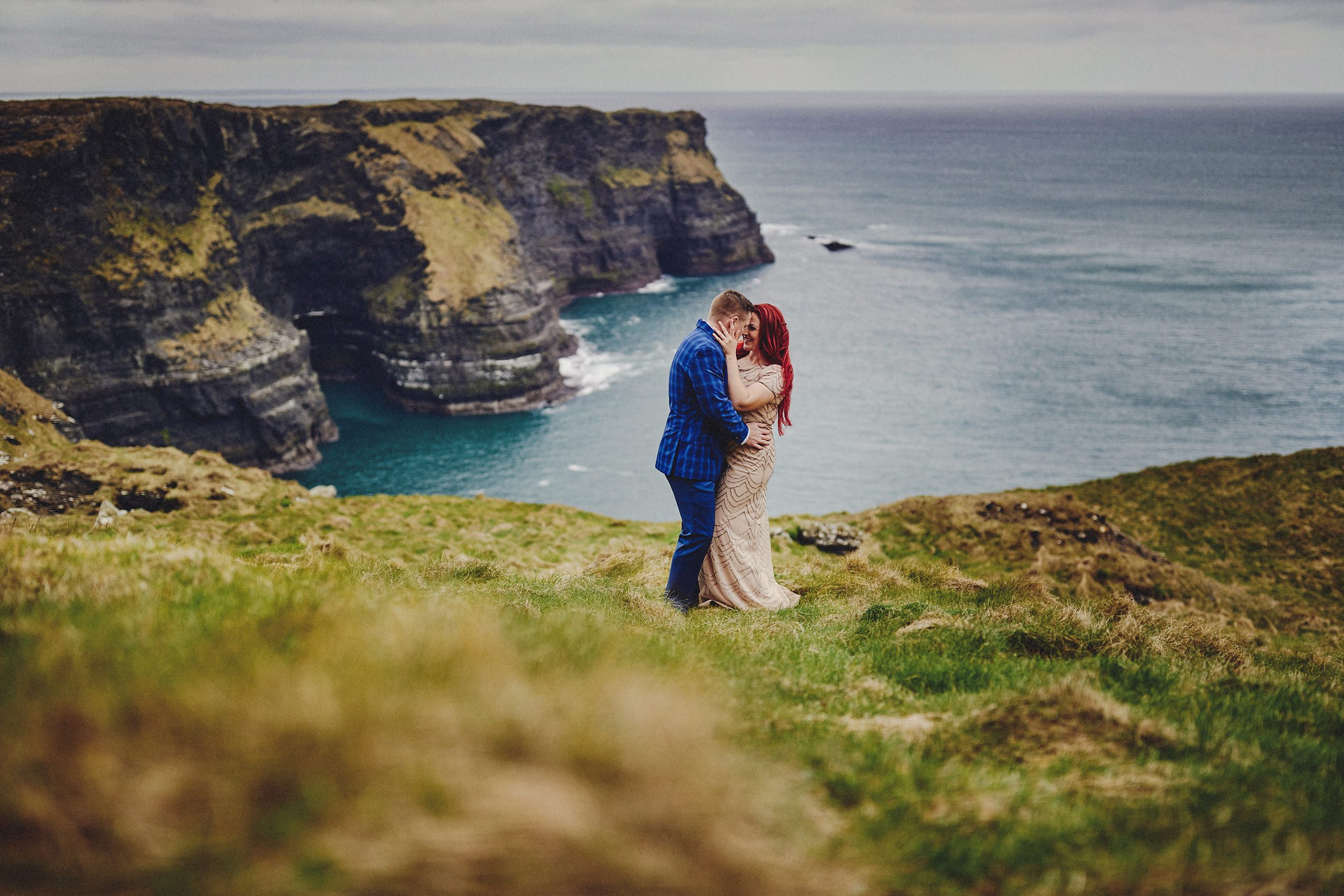 Engagement Photo Shoot Cliffs of Moher