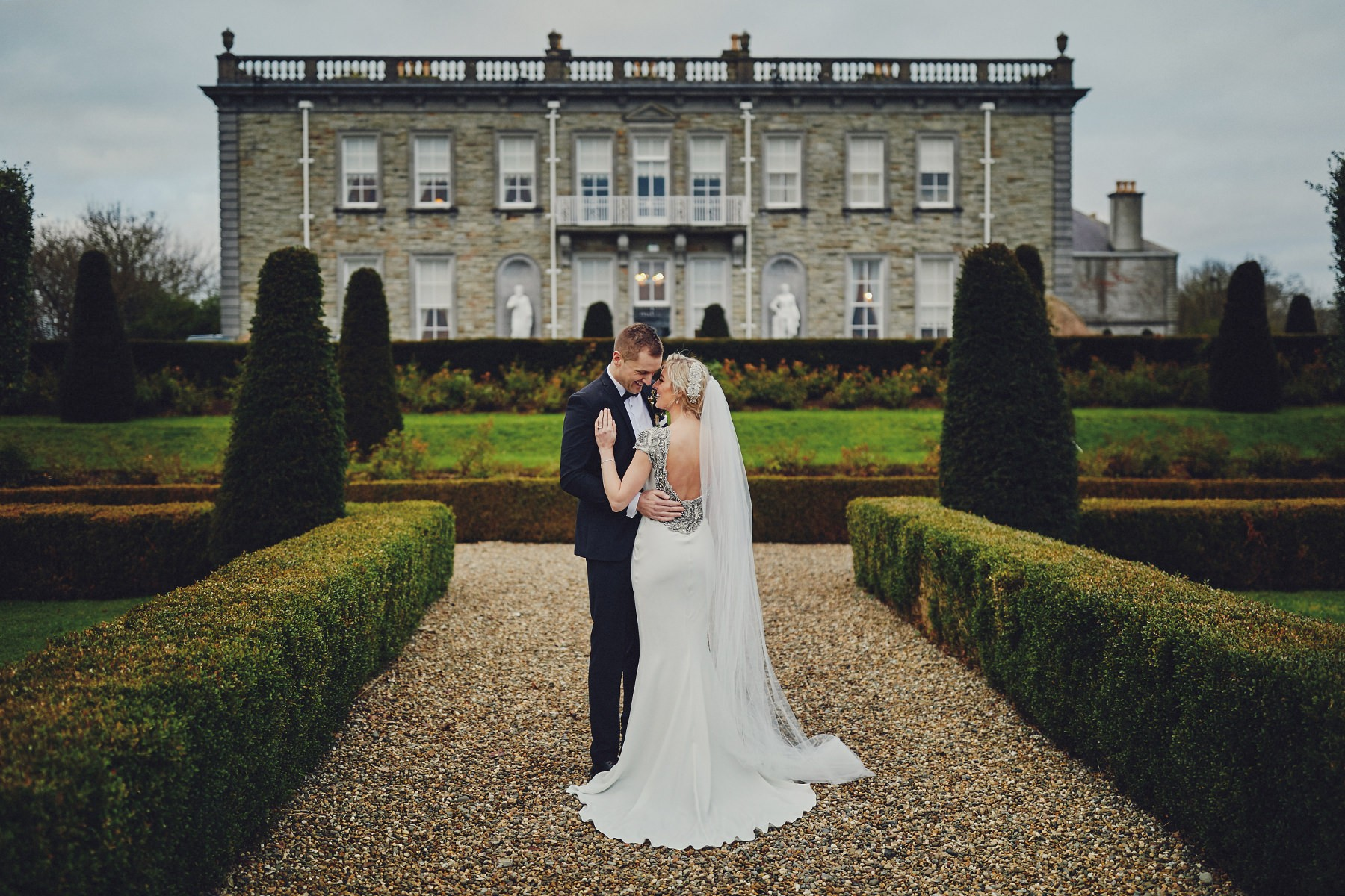Palmerstown Estate wedding photos
