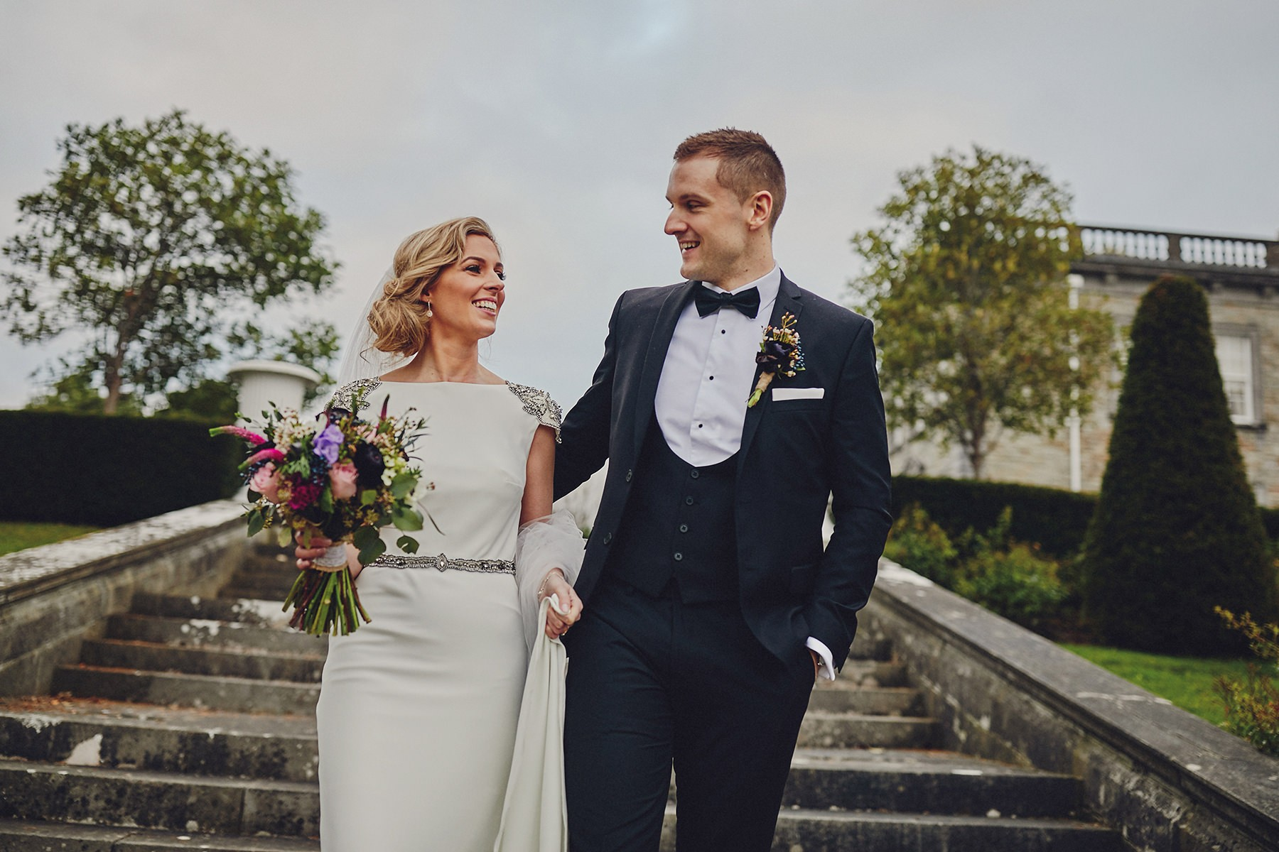 Palmerstown Estate wedding